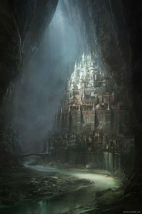 Fantasy / Sci-fi artwork - Fun Science Fiction Stuff