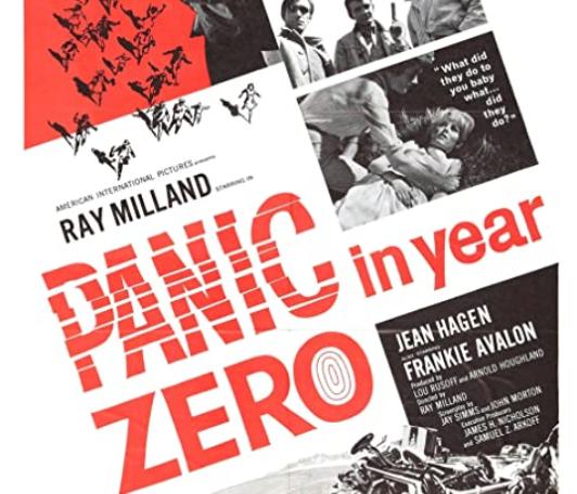 Sci-Friday #129 - Panic in Year Zero - Scifi with Jazz