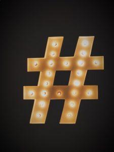 Three Principles for Author Social Media