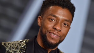 Chadwick Boseman and Other Sunday Night Author Notes