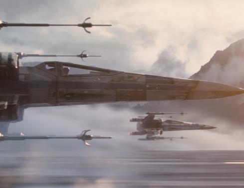 Sci-Friday #126 - Top Gun Star Wars Mash-Up - Fun Scifi Stuff